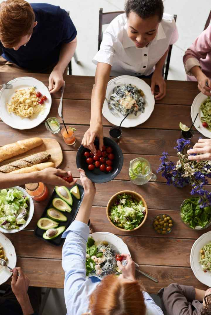 Why Eating Together as A Family Is A SpiritualExercise!